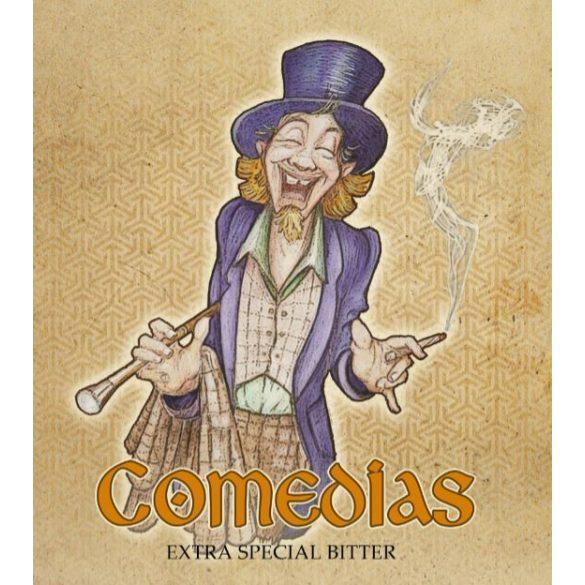Comedias sör 0,33 Palack (alc. 5,3%)