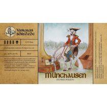 Münchausen sör 50L KEG (alc. 5,4%)