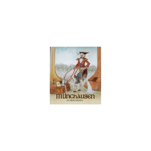 Münchausen sör 0,33 Palack (alc. 5,4%)