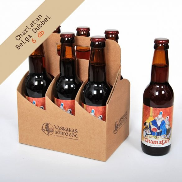 Charlatan sör  6PACK (alc. 6,5%)