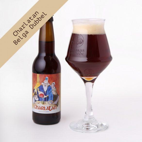 Charlatan sör 50L KEG (alc. 6,5%)