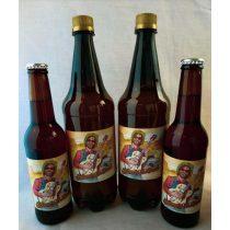 Johnny B. Good sör 1l PET Palack frissen csapolva (alc. 5,0%) Csak házhozszállítás esetén rendelhető