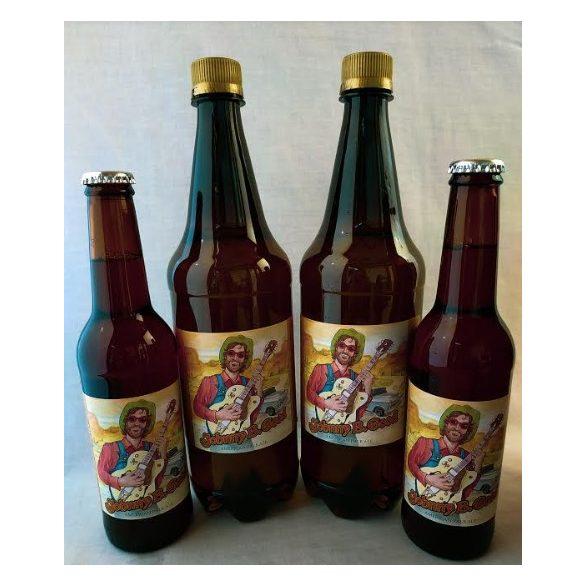 Johnny B. Good sör 1l PET Palack frissen csapolva (alc. 5,0%) Csak Győrújbarát, Nyúl, Győr területére szállítjuk ki.
