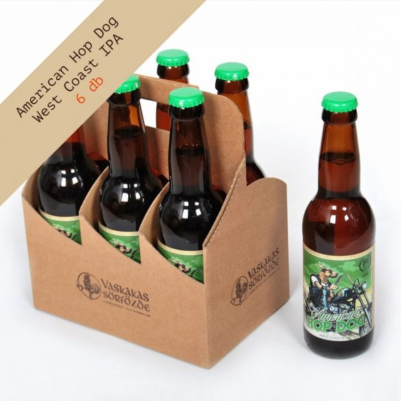 American Hop Dog 6PACK (alc. 6,0%)