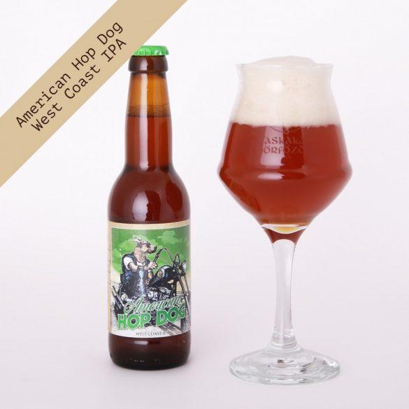 American Hop Dog sör 20L KEG (alc. 6,0%)