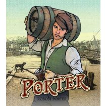 Porter sör 50L KEG (alc. 5,5%)