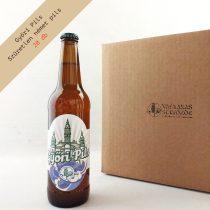 Győri Pils sör 20x0,50 Karton (alc. 4,4%)