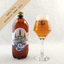 Győri Pils sör 1l PET Palack frissen csapolva (alc. 4,4%) Csak házhozszállítás esetén rendelhető