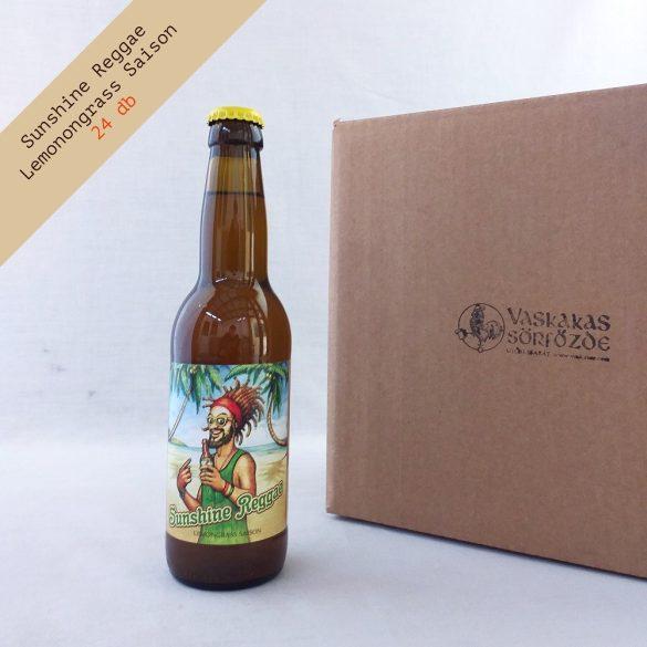 Sunshine Reggae sör 24x0,33 Karton (alc. 5,0%)