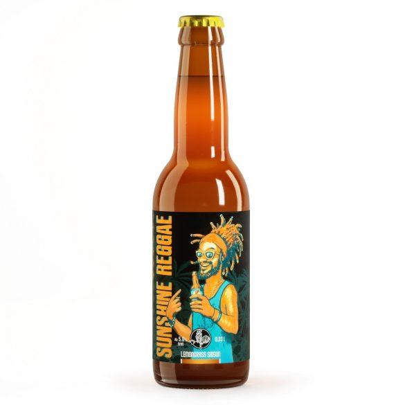Sunshine Reggae sör 30L KEG (alc. 5,0%)