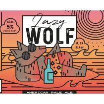 Lazy Wolf APA sör 30L KEG (alc. 5,0%)