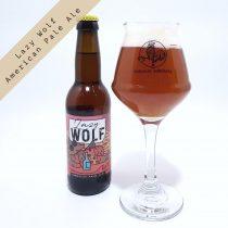Lazy Wolf sör 0,33 Palack (alc. 5,0%)