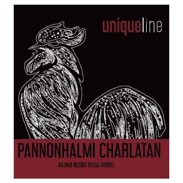 Pannonhalmi Charlatan sör 0,33 Palack (alc. 8,0%)
