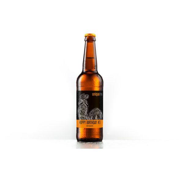 Hoppy Birthday #3 NEIPA sör 0,33 Palack (alc. 6,0%)