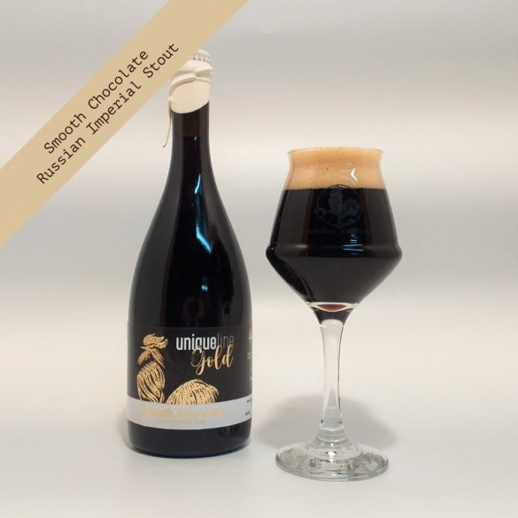 Smooth Chocolate Russian Imperial Stout sör 0,75 Palack (alc. 8,0%)