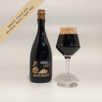 Smooth Chocolate Whiskey Barrel-Aged Russian Imperial Stout sör 0,75 Palack (alc. 8,0%)