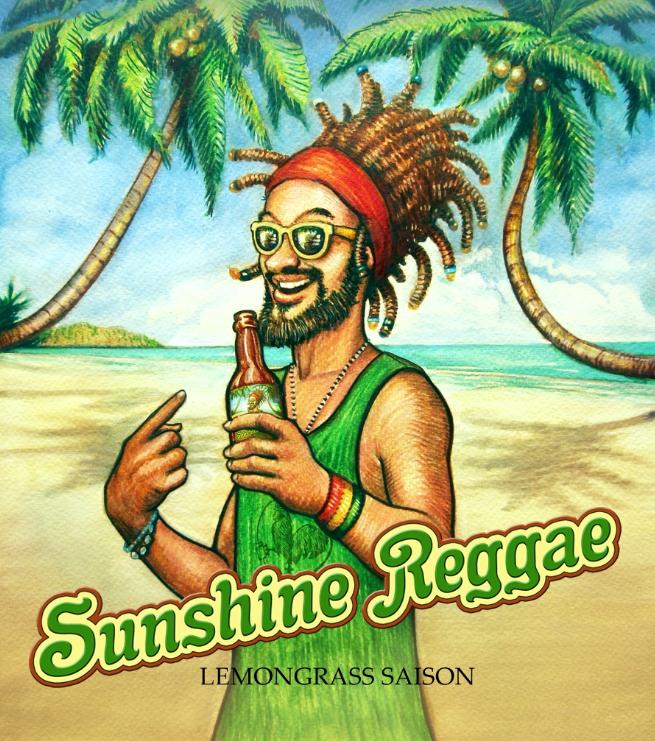 Sunshine Reggae Címke