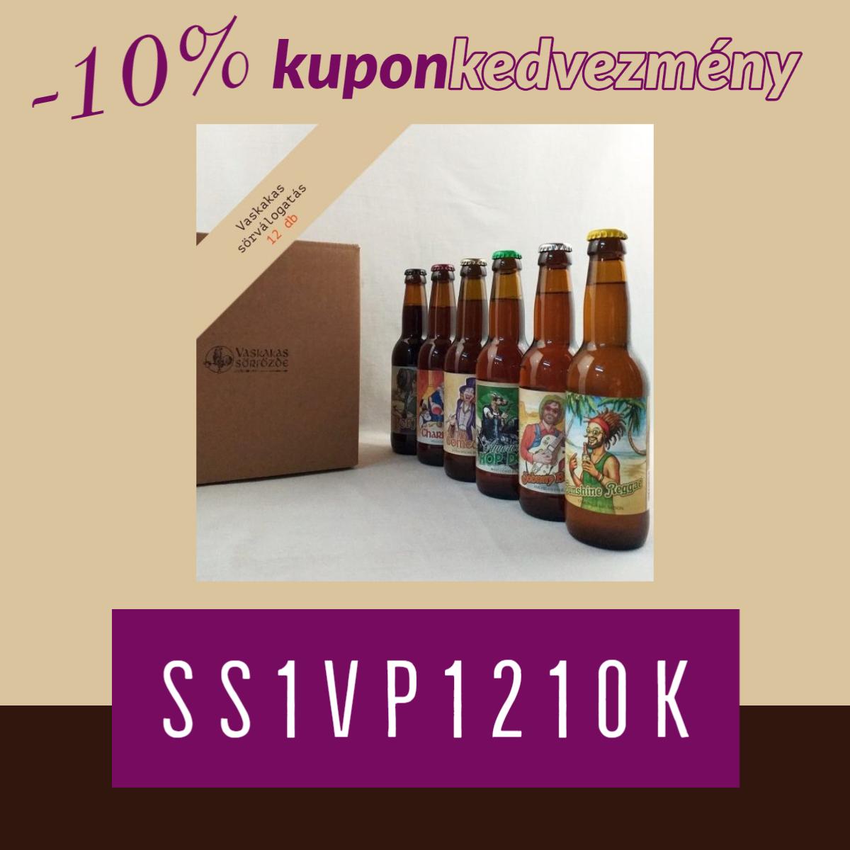 Vaskakas 12pack_kupon