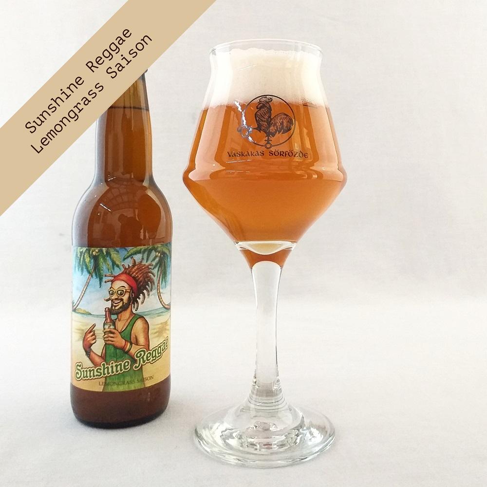 Sunshine Reggae - új sör debütál!